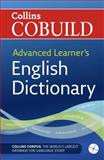 Advanced Learner's English Dictionary, Collins, 0007210132