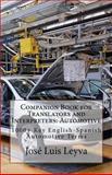 Companion Book for Translators and Interpreters: Automotive, José Leyva, 149352013X