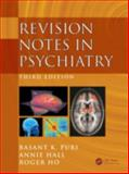 Revision Notes in Psychiatry 3E, Puri and Chetan Trivedy, 1444170139