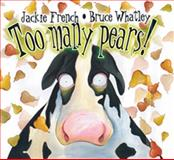 Too Many Pears! (Spanish/English), Jackie French, 1595720138