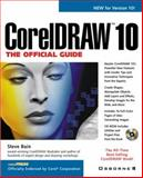 CorelDRAW 10 : The Official Guide, Bain, Steve, 0072130148