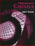 A Maple Approach to Calculus 9780130920140