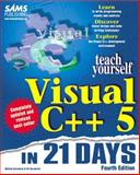 Teach Yourself Visual C++ 5 in 21 Days, Gurewich, Nathan and Gurewich, Ori, 0672310147