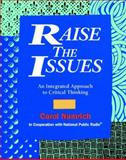 Raise the Issues : An Integrated Approach to Critical Thinking, Numrich, Carol, 0801310148