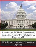 Report on Willard Reservoir, Box Elder County, Utah, Sigmund Freud and Anna Freud, 1289700141