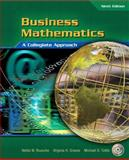 Business Mathematics : A Collegiate Approach, Roueche, Nelda R. and Graves, Virginia H., 0131140140