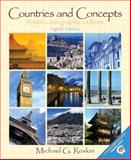 Countries and Concepts : Politics, Geography, Culture, Roskin, Michael G., 0131830147