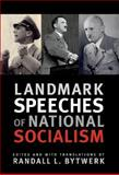Landmark Speeches of National Socialism, , 1603440143