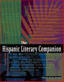 The Hispanic Literature Companion, Kanellos, Nicolás, 0787610143
