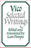 Vico : Selected Writings, Vico, Giambattista, 0521280141