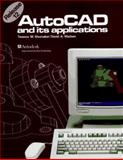 AutoCAD and Its Applications : Release 12 DOS Edition, Shumaker, Terence M. and Madsen, David A., 0870060147