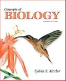 Concepts of Biology, Mader, Sylvia S., 0077350146