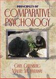 Principles of Comparative Psychology, Greenberg, Gary and Haraway, Maury M., 0205280145
