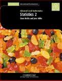 Statistics 2 (International), Steve Dobbs and Jane Miller, 0521530148