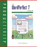 Corel WordPerfect 7 for Windows 95 : Enhancing Productivity, Mulbery, Keith, 0760050147