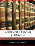 Language Lessons, Charles De Garmo, 1145920144