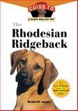 Rhodesian Ridgeback, Eileen M. Bailey, 1630260142