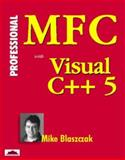 MFC with Visual C++ 5, Blaszczak, Mike, 1861000146