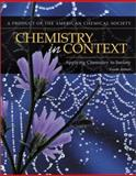 Chemistry in Context : Applying Chemistry to Society, Stanitski, Conrad L., 0072410159