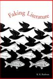 Faking Literature 9780521660150