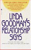 Linda Goodman's Relationship Signs, Linda Goodman, 0553580159