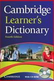 Cambridge Learner's Dictionary with CD-ROM 4th Edition