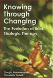 Knowing Through Changing, Giorgio Nardone and Claudette Portelli, 1845900154