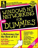 Windows NT Networking for Dummies, Tittel, Ed, 0764500155