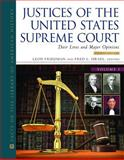 The Justices of the United States Supreme Court, Friedman, Leon and Israel, Fred L., 0816070156