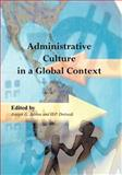 Administrative Culture in a Global Context 9781897160152
