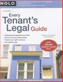 Every Tenant's Legal Guide, Marcia Stewart and Janet Portman, 141331015X