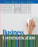 Business Communication, Krizan, A. C. Buddy and Merrier, Patricia, 1439080151