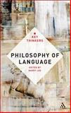 Philosophy of Language, , 1441100156