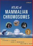 Atlas of Mammalian Chromosomes, Joan C. Menninger, 047135015X