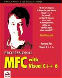 MFC with Visual C++ 6.0, Blaszczak, Mike, 1861000154