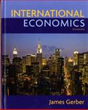 International Economics, Gerber, James, 0135100151