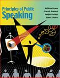 Principles of Public Speaking 9780321070159