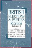 British Elections and Parties Review, , 0714650153