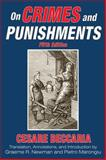 On Crimes and Punishments, Beccaria, Cesare, 1412810159