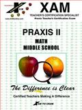 PRAXIS II Math Middle School, XAM Staff, 1581970153