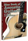 Blue Book of Acoustic Guitars, Zachary R. Fjestad, 193612016X