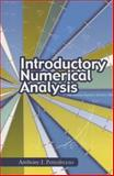 Introductory Numerical Analysis, Pettofrezzo, Anthony J. and Mathematics Staff, 0486450163
