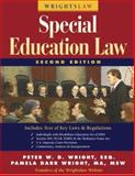 Wrightslaw; Special Education Law, 2nd Ed, Pamela Darr Wright, 1892320169
