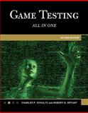 Game Testing : All in One, Schulz, Charles M. and Bryant, Robert, 1936420163