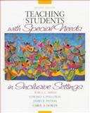 Teaching Students with Special Needs in Inclusive Settings, Smith, Tom E. and Polloway, Edward A., 0205270166