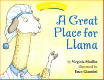 Watch Me Read: A Great Place for Llama, Virginia Mueller, 0395740169
