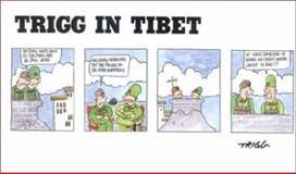 Trigg in Tibet, Stuart Allen and Trigg, 1559390166