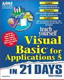 Teach Yourself Visual Basic for Applications 5 in 21 Days, Harris, Matthew, 0672310163