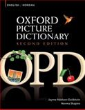 Oxford Picture Dictionary, Jayme Adelson-Goldstein, Norma Shapiro, 0194740161