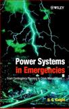 Power Systems in Emergencies 9780471490166